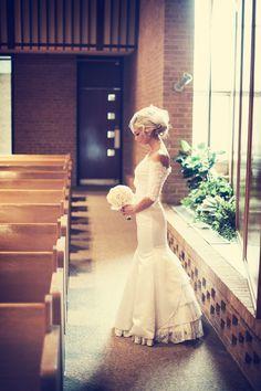 Beautiful bride. Photo by Danielle. #minneapolisweddingphotographer #weddingdress