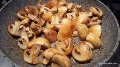 cum se fac ciuperci rumene la tigaie cu usturoi si unt reteta (2)