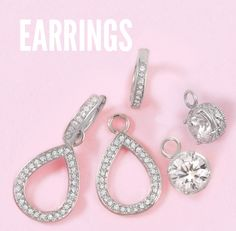 Did you know that Origami Owl has customizable earrings!! www.angierhoads.origamiowl.com