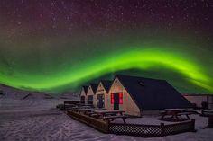 Stunning Boreal Aurora!