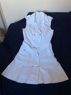 CK CALVIN KLEIN ladies Dress size 10 Good Used Condition