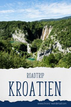 Roadtrip Kroatien: Tauchen, Nationalparks & mehr A road trip through Croatia is always a good decision. Discover on your tour the beautiful national parks Plitvice Lakes and Krka, but also many small towns and islands! Roadtrip Europa, Koh Lanta Thailand, Places To Travel, Travel Destinations, Reisen In Europa, Wanderlust Travel, Far Away, Van Life, All Pictures