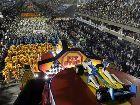 """5 Mar 2014. BRASIL > CARNAVAL DE RIO - """"Unidos da Tijuca es la campeona del Carnaval de Río"""""""