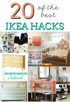 20 of the best Ikea Hacks