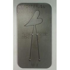 Pancake Die 701R Teardrop Heart Pancake Dies are used in our Potter USA Hydraulic Press. www.potterusa.com to find more jewelry making tools! #jewelry #potterusa #kevinpotter #pancakedies #pancakedie #diy #handmade #jewelrytools #tucson #arizona #hydraulic #hydraulicpress #silversmith #silversmithing #metalwork #metalsmith #copper #silver #sterlingsilver #bronze #brass #metal #metals #classes #diy #joni #jonikisro #diyjewelry #howto #makejewelry #heart #skinnyheart