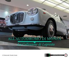 """All'Autodromo di Monza la mostra d'auto d'epoca """" Eleganza, dinamica, talento italiano"""""""