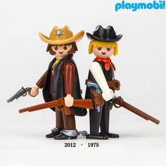 40 Years of  Playmobil - 2012  •   1975