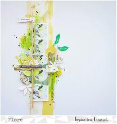 pages 30x30 cm - Le blog Scrapbooking de Flore