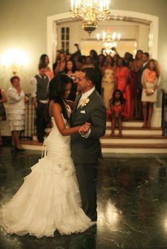 Glenview Mansion Maryland Ethiopian Wedding First Dance 275x412 Romantic Reception In Elleni