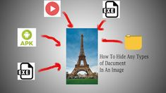 Data Encryption- How To Hide/Encrypt Data, Files in an Image - Stay Updated Technology Hacks, Technology Integration, Computer Technology, Computer Programming, Instructional Technology, Educational Technology, Learn Computer Coding, Computer Help, Computer Security
