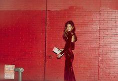 Seeing red #stylesaint