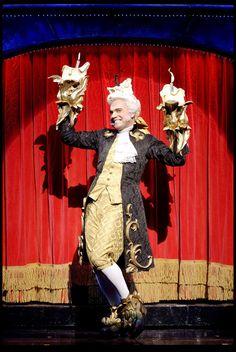 La Bella y la Bestia de Disney - Blog: El musical alrededor del mundo: tour holandés (2005)