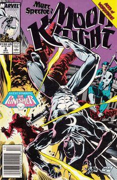 Marc Spector - Moon Knight #8