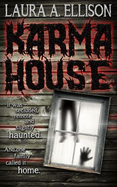 This is a new cover for Karma House, my paranormal thriller ebook. Free at Amazon for kindle until Tuesday 6/24 www.amazon.com/dp/B00AUQFFU4 #bookaday Thanks to Monte Gruhlke for the design
