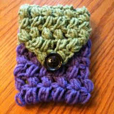 Cell phone or iPod case... Or even cigarette case