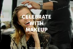 Michael Kors knows how we like to celebrate.
