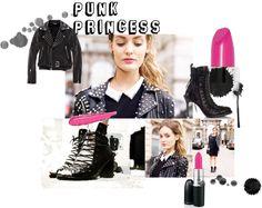 """""""Punk Princess"""" by ebay on Polyvore"""