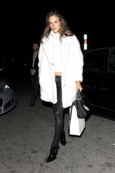 20 celebrities who prove leather leggings are a fashion must-have this season.