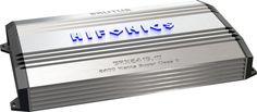 2400W Mono D Class Brutus Car Audio Amplifier