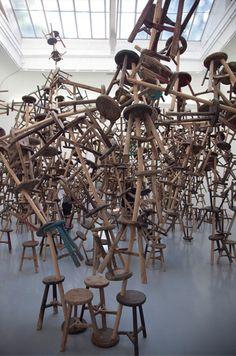 venice biennale GIARDINI, Ai Wei Wei - Read more about a fantastic art trip www.daysontheroad.be