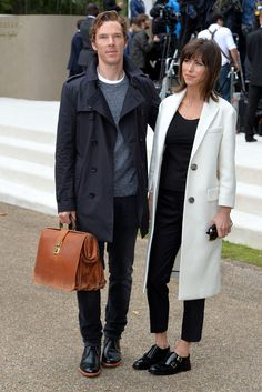 Burberry Prorsum Arrivals (Source: Anthony Harvey)