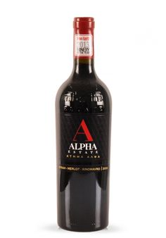 Vin Alpha Estate Red, 2009 (0.75L) - SmartDrinks.ro