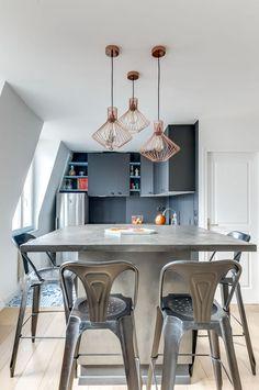 Cuisines d'architectes pour s'inspirer : 12 exemples au top - Côté Maison