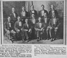 Manchester Male Chorus 1906