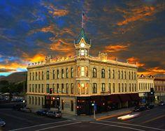 "Baker City, Oregon | Baker City Hauntings, Geiser Grand Hotel - HauntedHouses.com"""