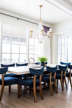 Go Inside Caroline Stanbury's Insane Dubai Home  Dubai Houses Inspiration Dining Room Furniture Dubai Design Inspiration