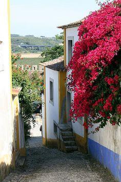Óbidos Portugal