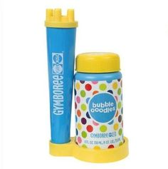 """Gymboree Bubble Ooodles with Wand and Tray - 4oz by GYMBOREE. $19.75. Airborne bubbles stimulate eye tracking and bubble popping and catching encourage hand-eye coordination. Gymboree bubble ooodle provides amusement and interaction for bubble-lovers.  Let your child lead the way in the pursuit of bubbles. Catch and pop the bubbles together by clapping hands or poking with one finger. encourage your child's imagination:""""Where do the bubbles go?""""    Rinse all pa..."""
