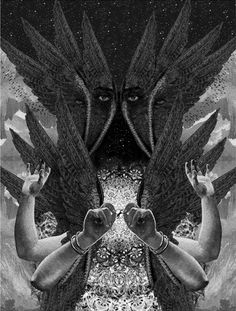 Our Lady / Dan Hillier / Sacred Geometry <3