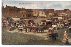 Soulard Market, St. Louis, Pre-1908 World's Fair, St Louis Cardinals, Old Postcards, Missouri, The Neighbourhood, Dolores Park, Saints, Scenery, Around The Worlds