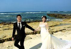 Đẹp mê hồn ảnh cưới tại Lý Sơn của cặp đôi Việt Kiều - 4