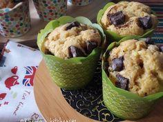 Muffin Nangka No Mixer langkah memasak 3 foto Brownie Cupcakes, Cooking Classes, Mixer, Brownies, Muffins, Bread, Breakfast, Recipes, Pizza