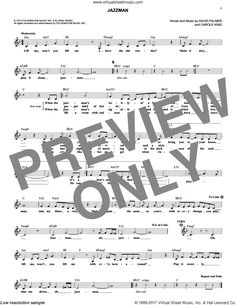 King - Jazzman sheet music (fake book) [PDF-interactive] Virtual Sheet Music, Jazz Sheet Music, Digital Sheet Music, Baby Elephant Walk, Guy Lombardo, Bill Bruford, Complete Music, Henry Mancini, Music Words