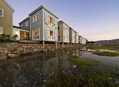 Thesen island Knysna, Townhouse, South Africa, Paint Colors, Wooden Houses, Colours, Island, Mansions, House Styles