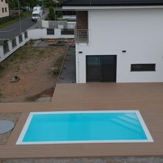 Nově dokončená terasa kolem bazénu Forest Plus Teak Outdoor Decor, Home Decor, Decoration Home, Room Decor, Interior Decorating
