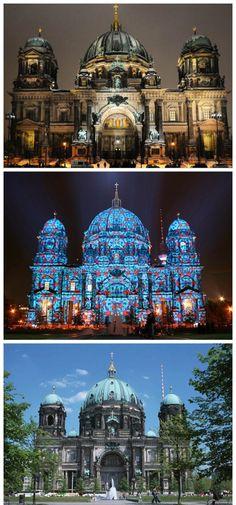 Festival of lights in #Berlin More information on Berlin: visitBerlin.com