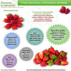 ¿Conoces los beneficios de las fresas?