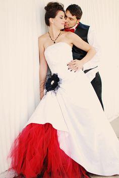 DIY Victorian Nouveau + Rock n Roll Bride Interviewed! · Bridal Shoot/Trash The Dress · Rock n Roll Bride
