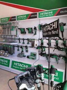 Il nostro rivenditore Ferpam di Capo d'Orlando (ME) condivide con noi la sua passione per i nostri prodotti #hitachi #hitachipowertools #wearehitachi