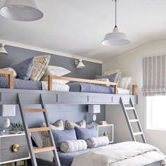 We've never met a kid🙇 that doesn't love a good bunk room, and really who can blame them? bedbunks are functional, fun🤹, and perfect for…