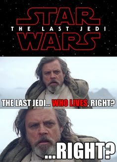 Could the last Jedi just mean that Luke is the last Jedi? Like, he is the only one who can train Rey