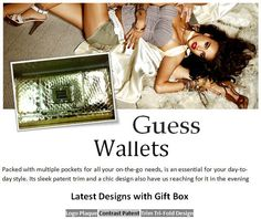 GUESS Wallets With Gift Box in the Purses & Wallets category was sold for on 16 Jun at by Premier Brands in Gauteng Gift Boxes For Sale, Purse Wallet, Wallets, Logo Design, Polaroid Film, Purses, Gifts, Stuff To Buy, Style