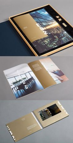 Design brochure art business cards new Ideas Brochure Examples, Creative Brochure, Brochure Layout, Brochure Template, Free Brochure, Brochure Trifold, Hotel Brochure, Luxury Brochure, Business Brochure