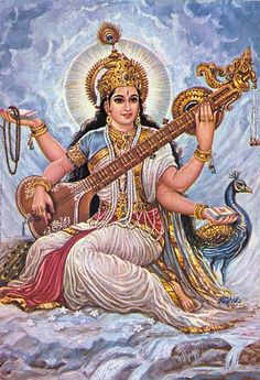 In Hinduism Saraswati (Sanskrit: सरस्वती, Sarasvatī ?), is the goddess of knowledge, music, arts and science.