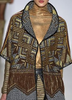 patternprints journal: PRINTS, PATTERNS, TEXTURES AND TEXTILE SURFACES FROM NEW YORK FASHION WEEK (WOMENSWEAR F/W 2015-16) / Custo Barcelona