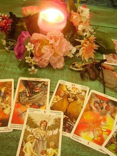 Divination and Oracles ☽ Navigating the Mystery ☽ Tarot reading